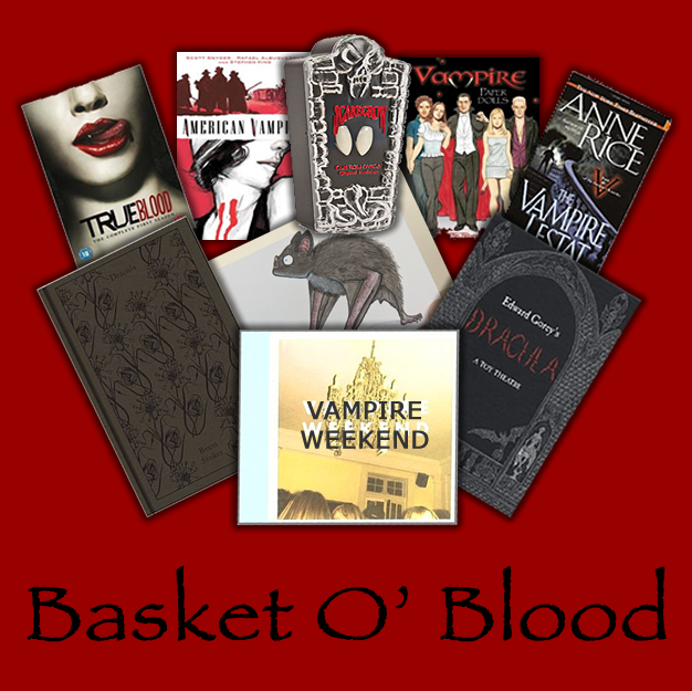 Basket of blood